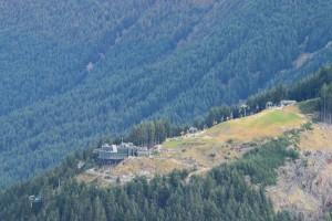一昨日登ったゴンドラ山だぁ~